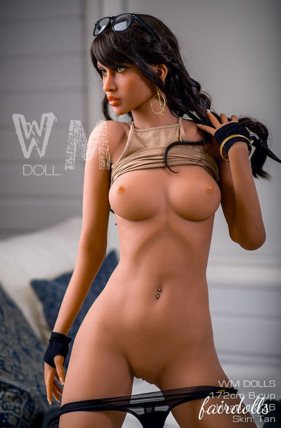 5ft7' (172cm) B-Cup Lascivious Tutor Sex Doll - Dania (WM Doll)