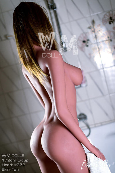 5ft7'(172cm) D-Cup Hot Student Part-time  Sex Doll - Hillary (WM Doll)