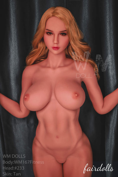 "5'7"" (172cm) G-Cup Fitness Model Sex Doll  - Areli (WM Doll)"
