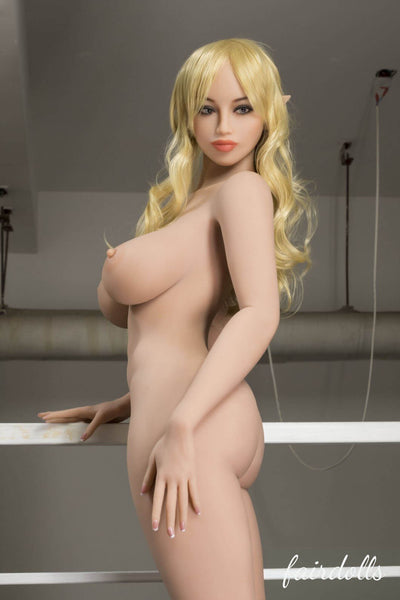 5ft7' (172cm) G-Cup Plump Elf Sex Doll - Kamila (WM Doll)