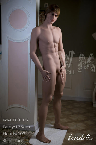 "5'8"" (175cm) WM Male Actor Love Doll - Joey (WM Doll)"