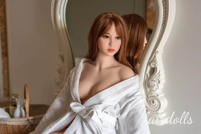 "5'0"" (153cm) A-Cup Japanese Love Doll - Danika (WM Doll)"