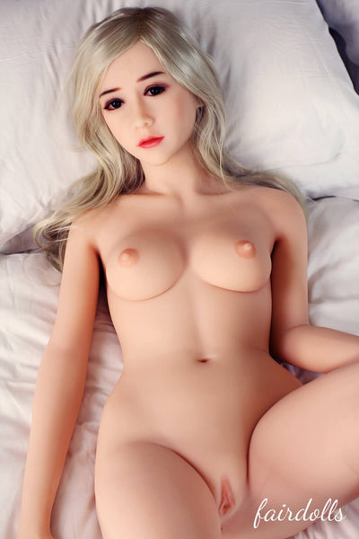 5ft (153cm) A-Cup Small Boobs Sex Doll Body (WM Doll)