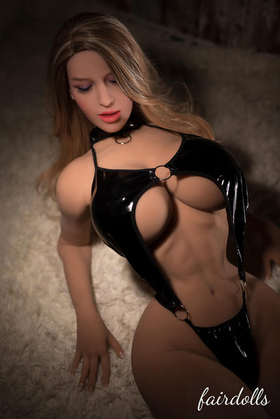 5ft6' (168cm) M-Cup Slender Waist Big Booty Sex Doll - Serena (6YE Doll)