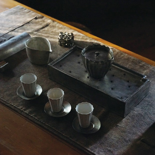 Chinese Tea Ceremony with Masanobu Ando 11/24 and 11/25
