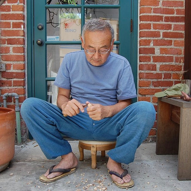 Woodcarving Workshop with Teacher, Yo Takimoto 2019
