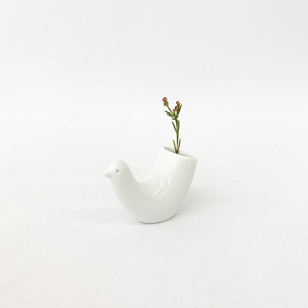 Bird Toothpick Holder by Masahiro Mori - tortoise general store