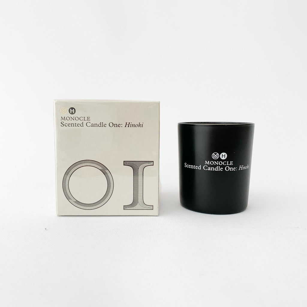 CDG MON01-E3 Hinoki 165G Candle - tortoise general store