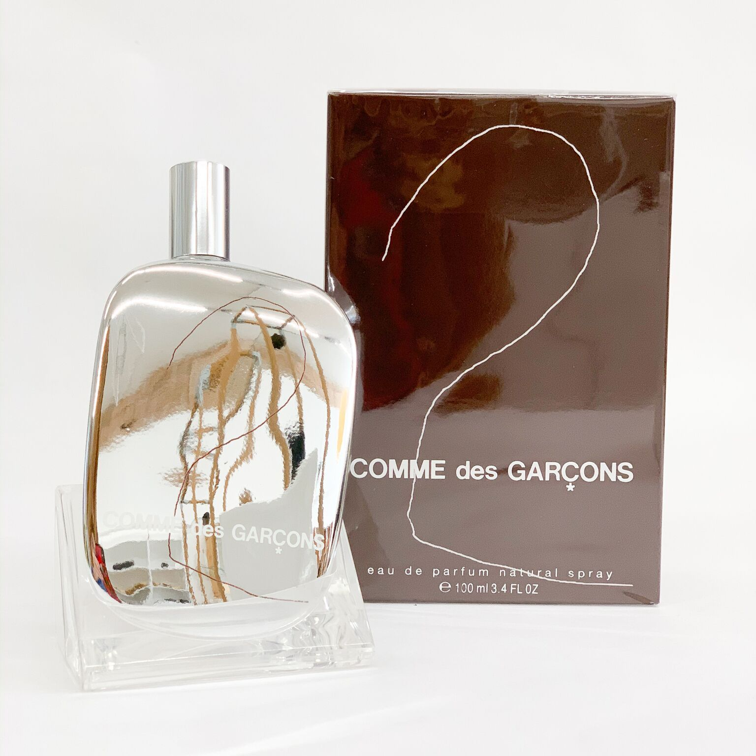CDG Perfume - tortoise general store, comme des garcons 2 TWO