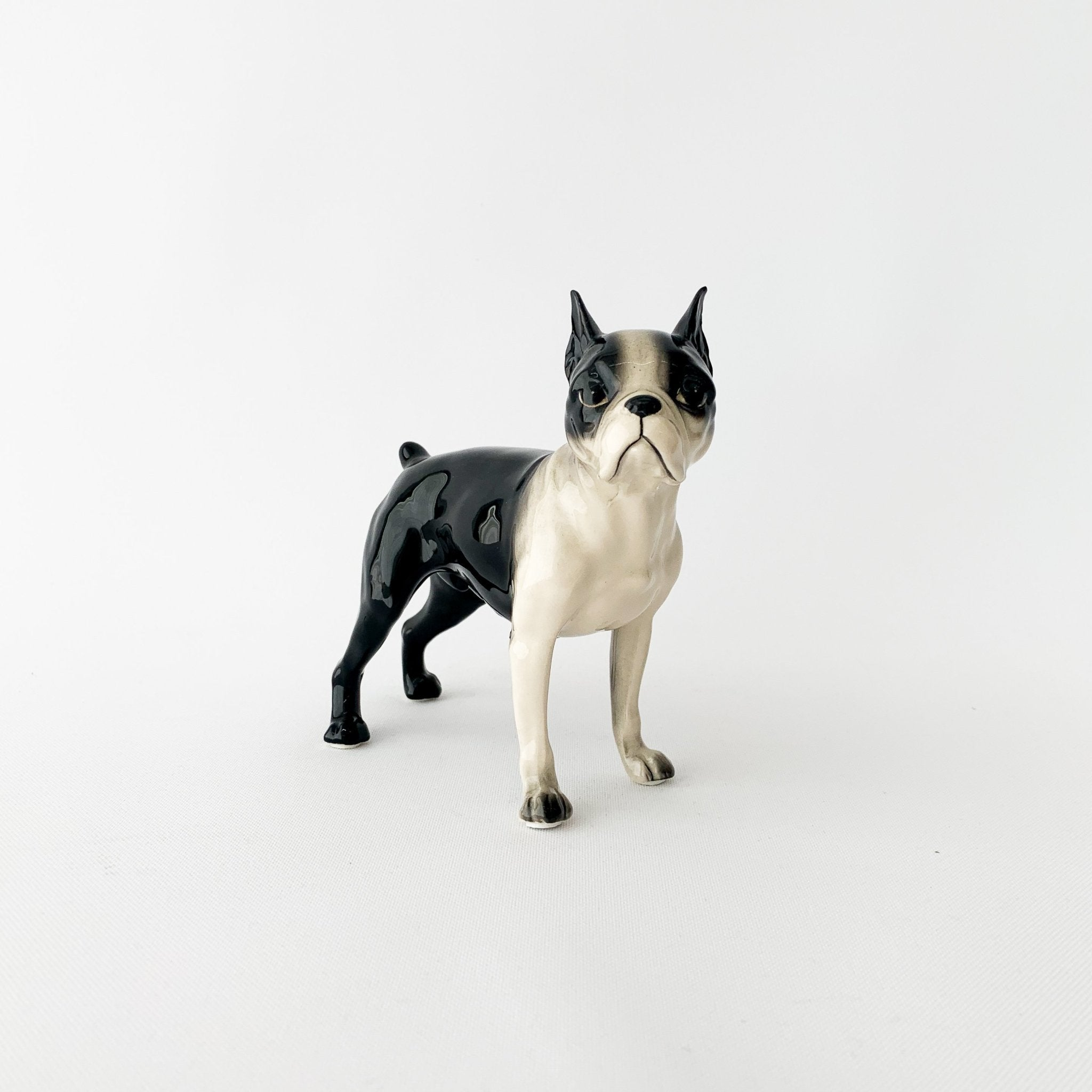 Ceramic Boston Terrier Figurine - tortoise general store