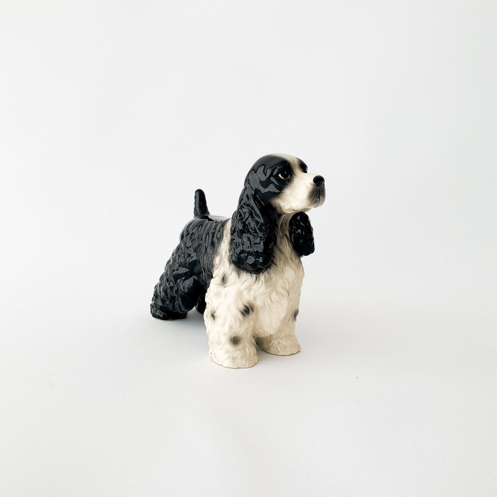 Ceramic Cocker Spaniel Figurine - tortoise general store