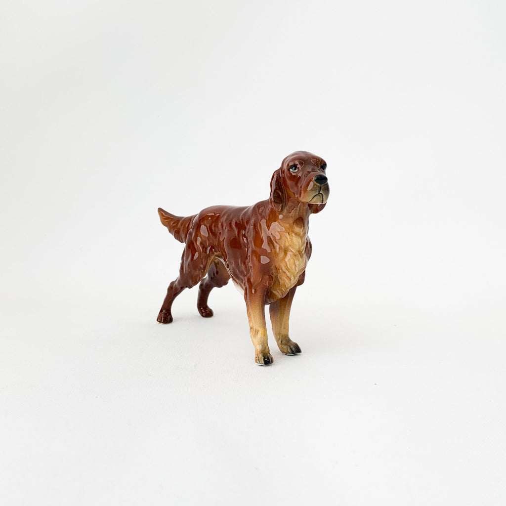 Ceramic Pointer Figurine - tortoise general store