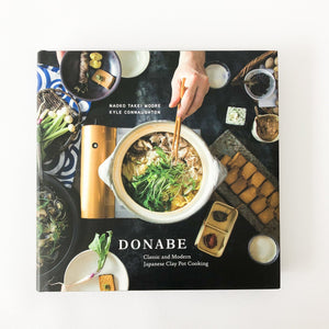 Donabe book - tortoise general store