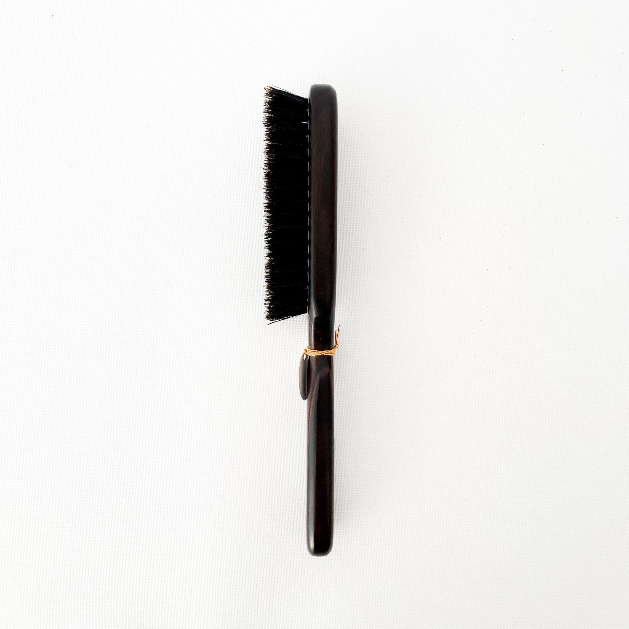 Edoya Hair Brush PIG 7 Rows - tortoise general store
