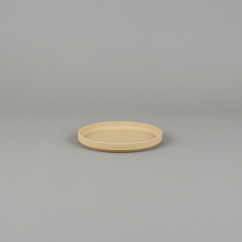 "HP003 - Plate / Lid Natural ø 7.3/8"" - tortoise general store"
