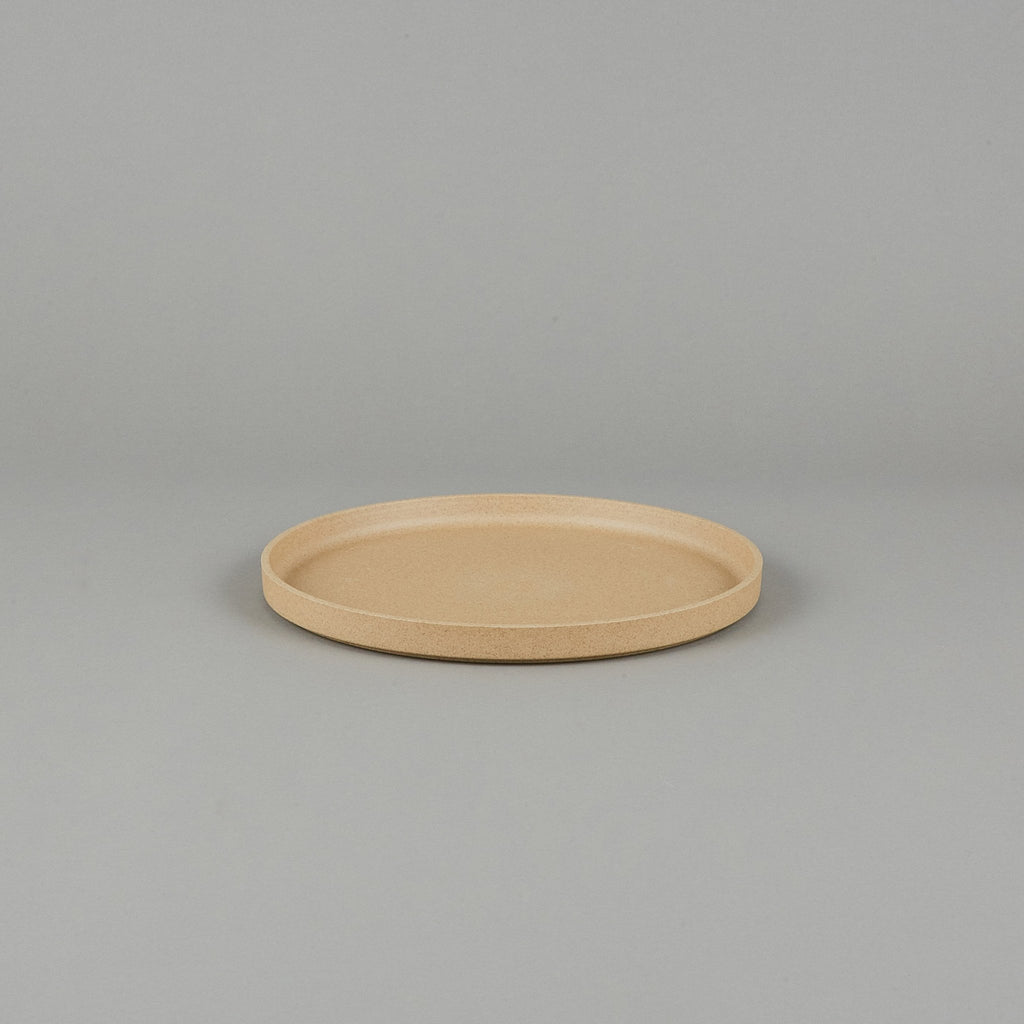 "HP005 - Plate / Lid Natural ø 10"" - tortoise general store"
