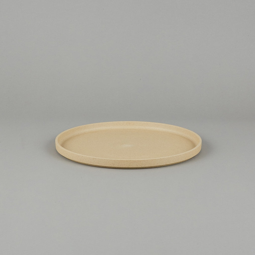 "HP006 - Plate / Lid Natural ø 11.7/8"" - tortoise general store"