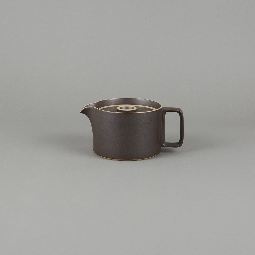 HPB018 - Tea Pot Black - tortoise general store