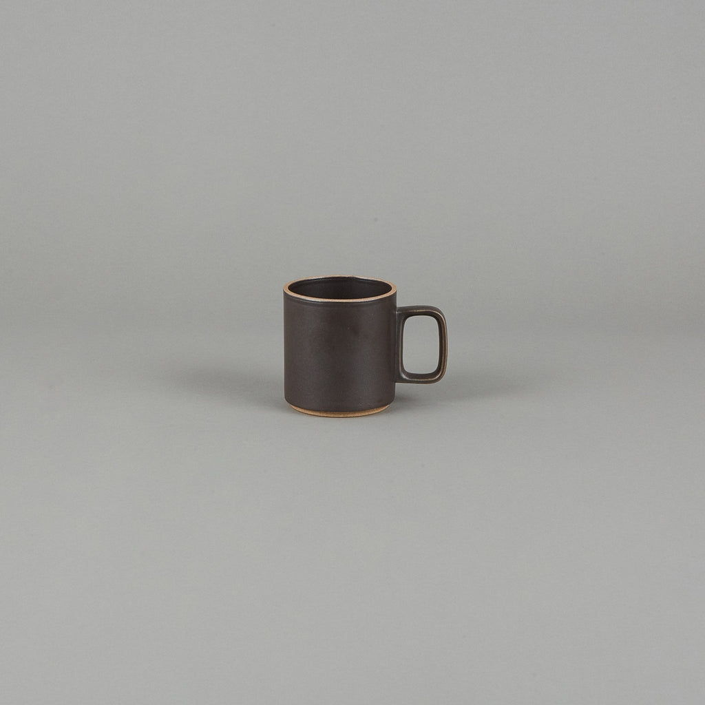 HPB020 - Mug Black Medium - tortoise general store