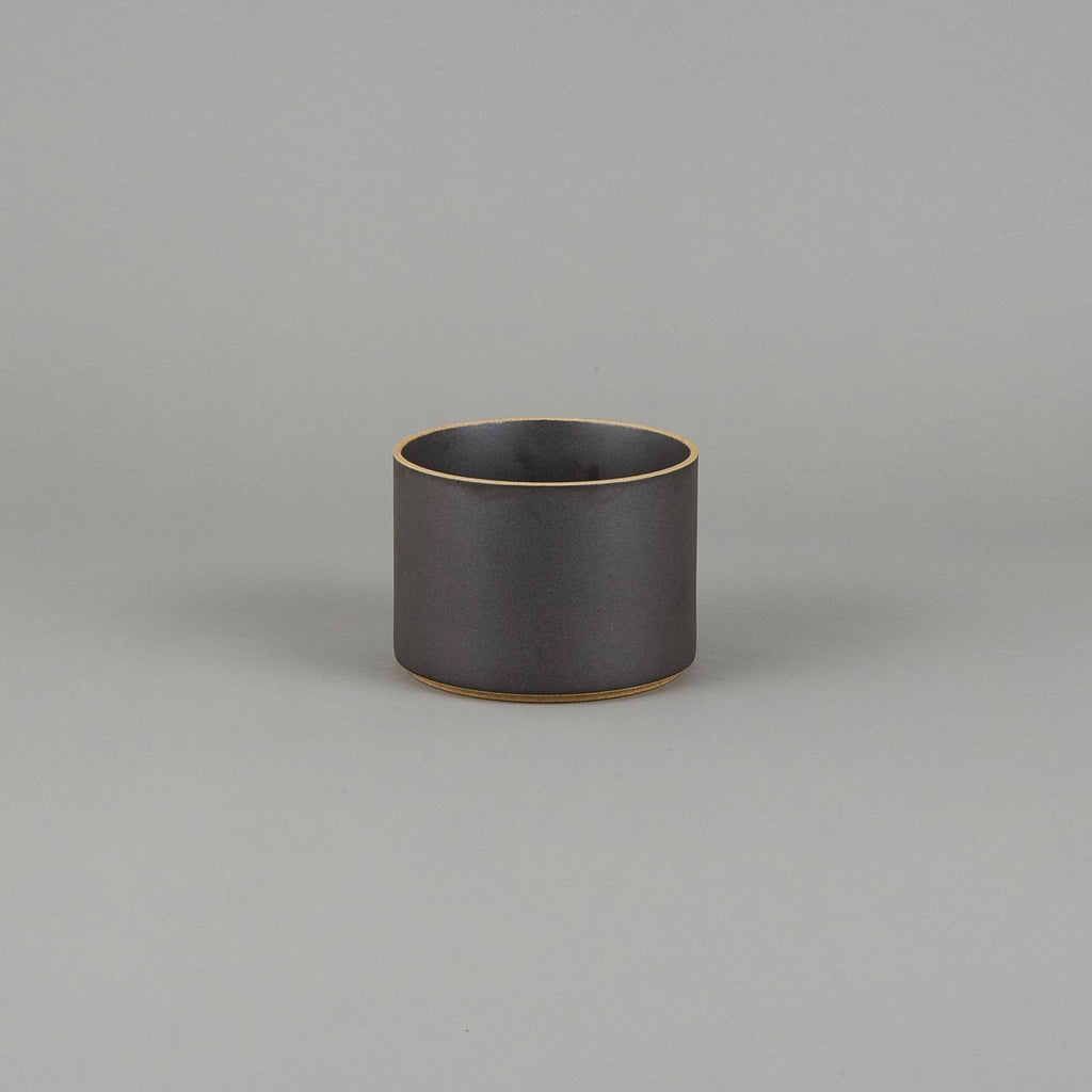 "HPB045 - Planter Black ø 5.5/8"" - tortoise general store"