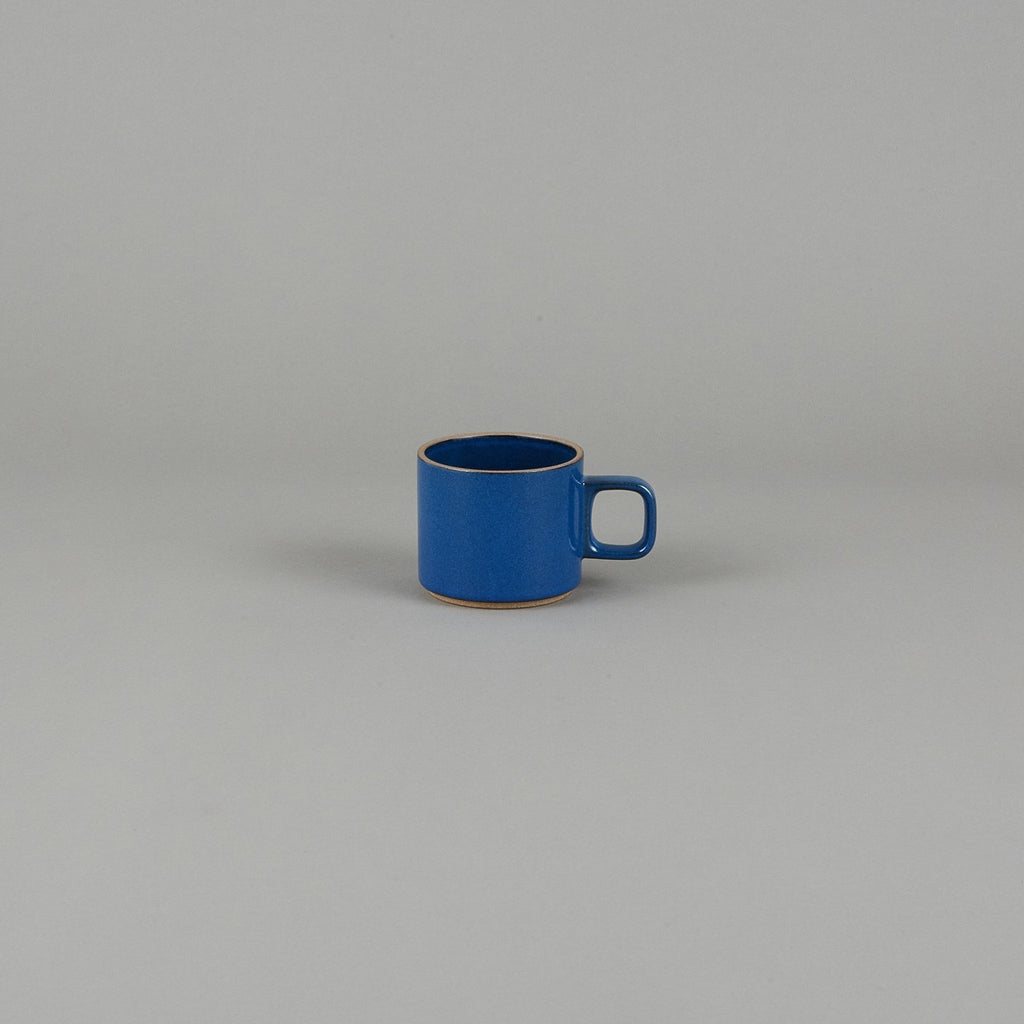 HPK019 - Mug Gloss Blue Small - tortoise general store