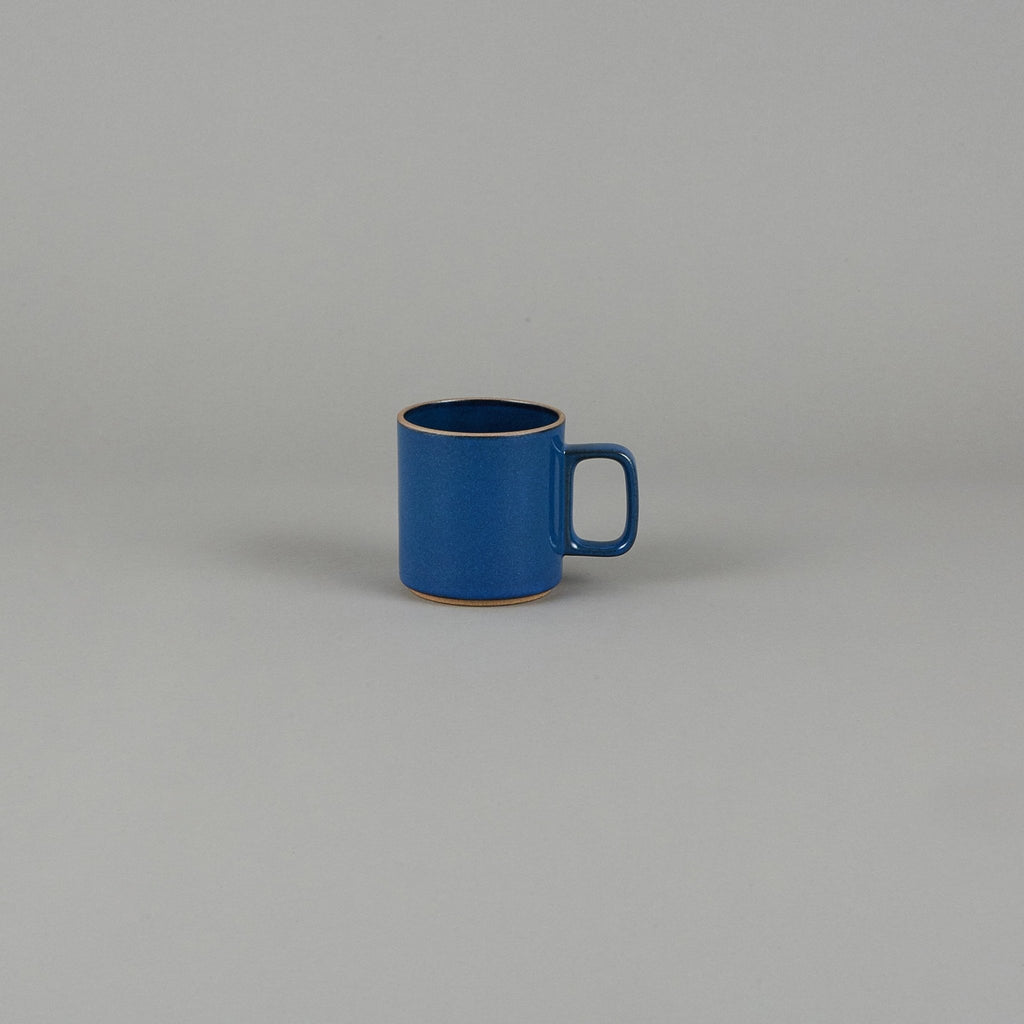 HPK020 - Mug Gloss Blue Medium - tortoise general store