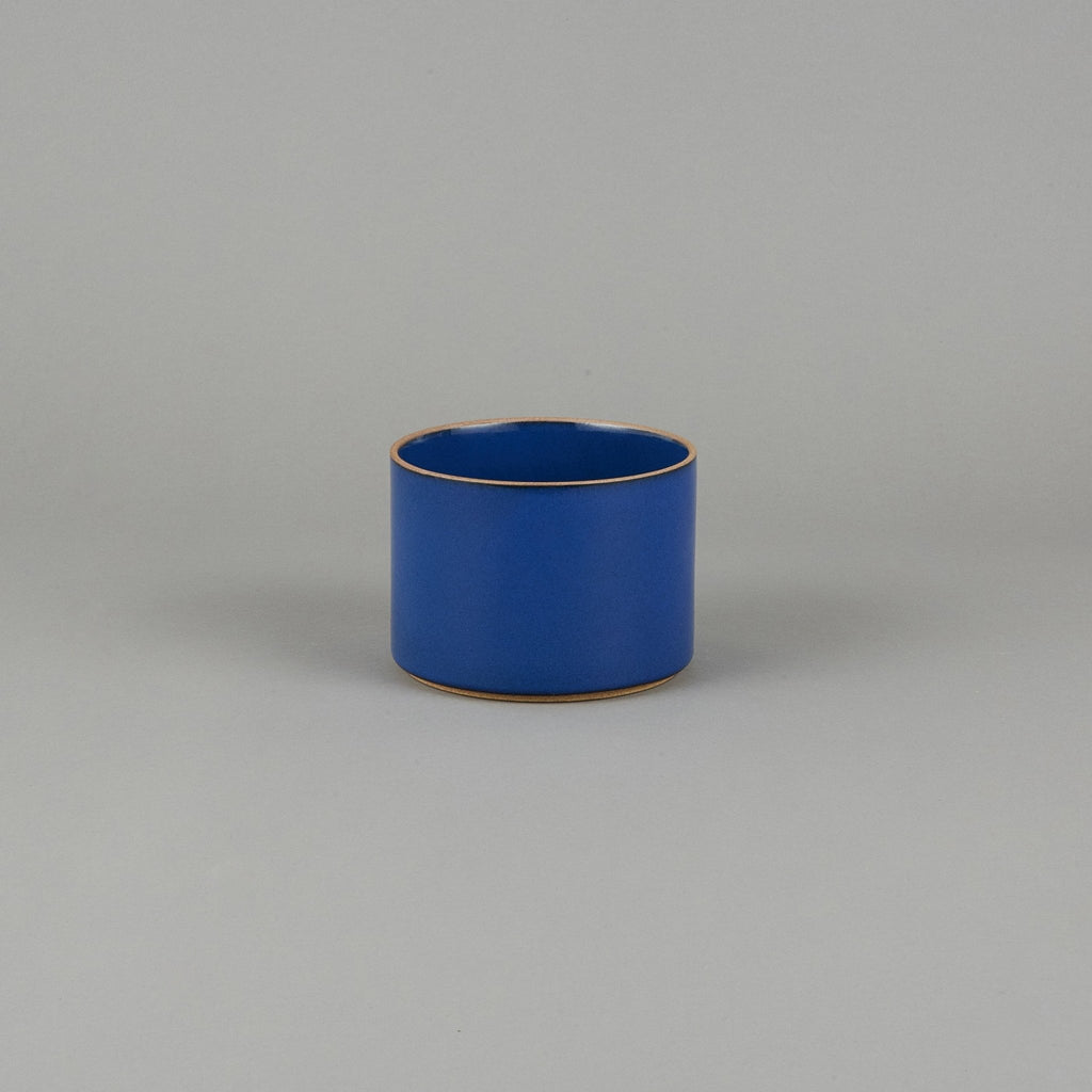 "HPK045 - Planter Gloss Blue ø 5.5/8"" - tortoise general store"