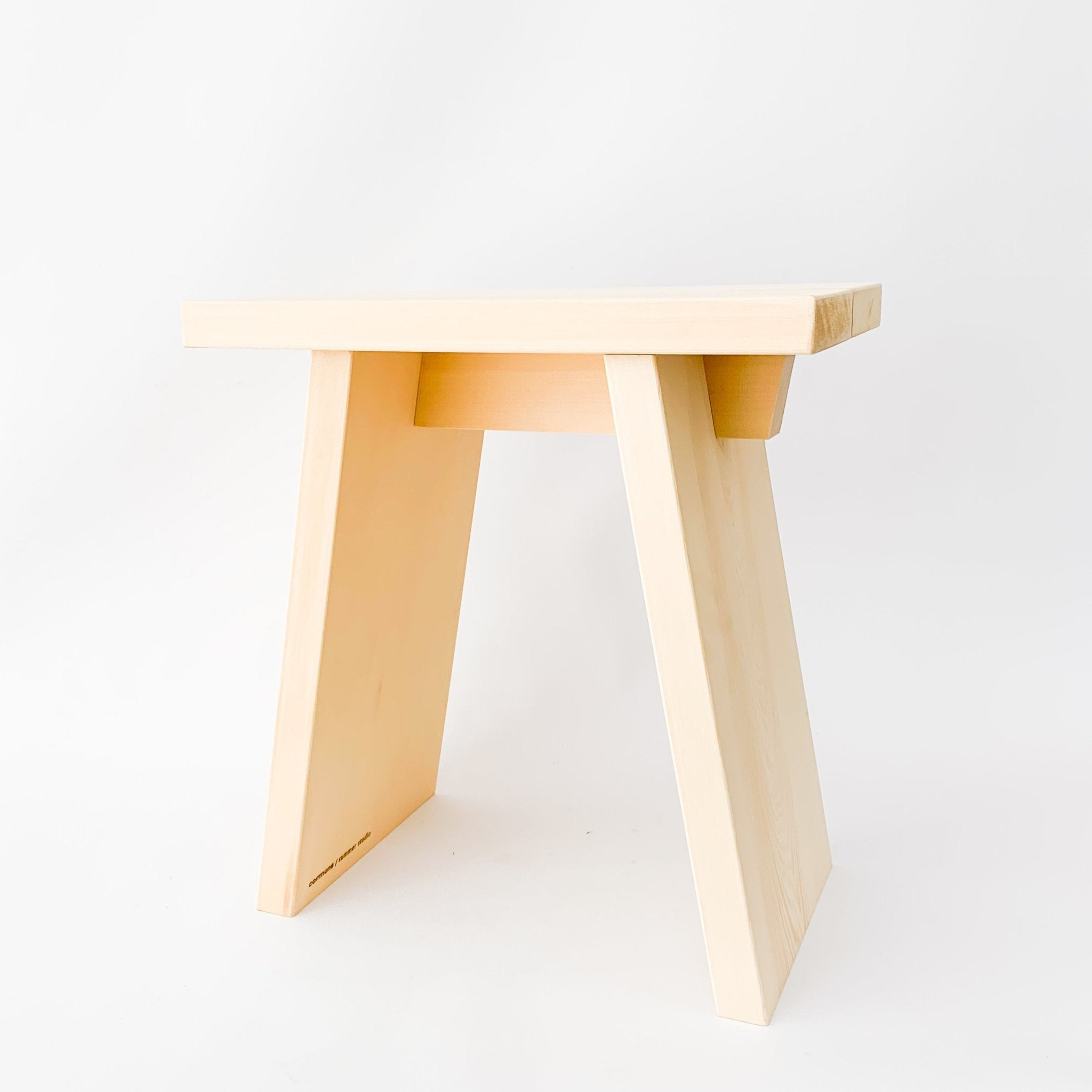 Ise Stool by Summer Studio x Commune Design - tortoise general store