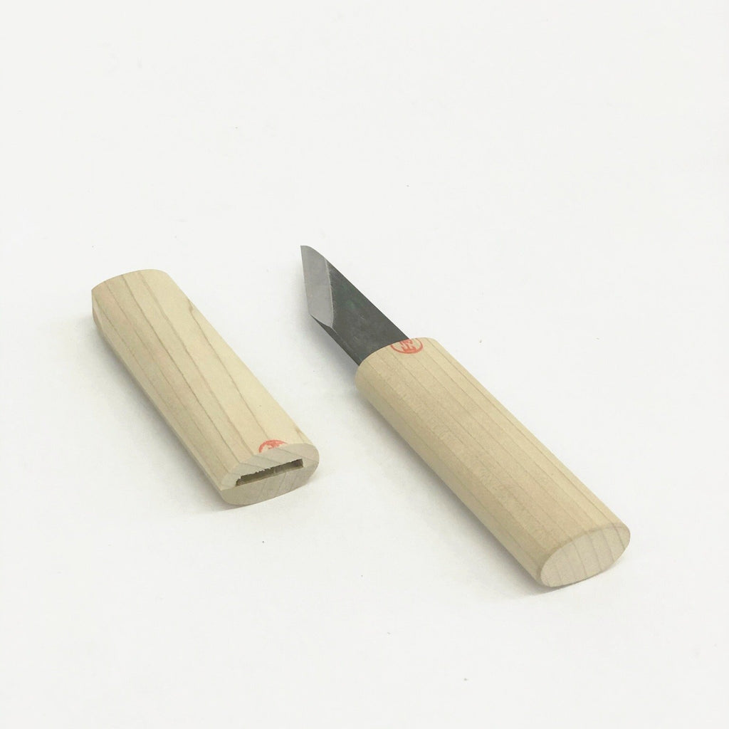 Kiridashi Woodcarving Knife - Lefty - tortoise general store
