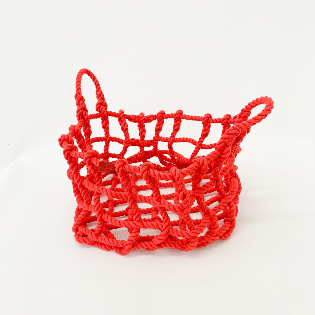 Knot Basket (Large) by Shigeki Fujishiro - tortoise general store