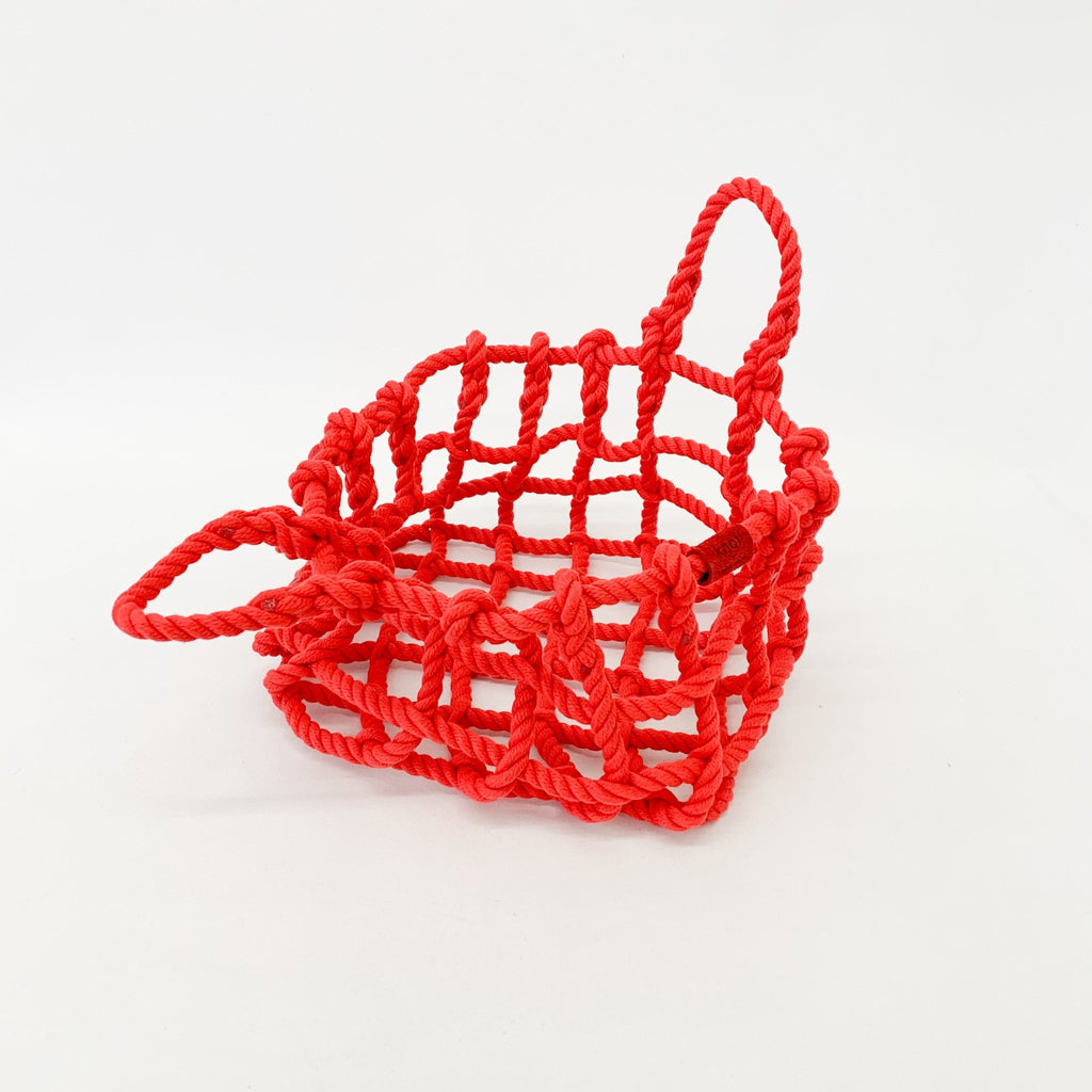 Knot Basket (Small) by Shigeki Fujishiro - tortoise general store