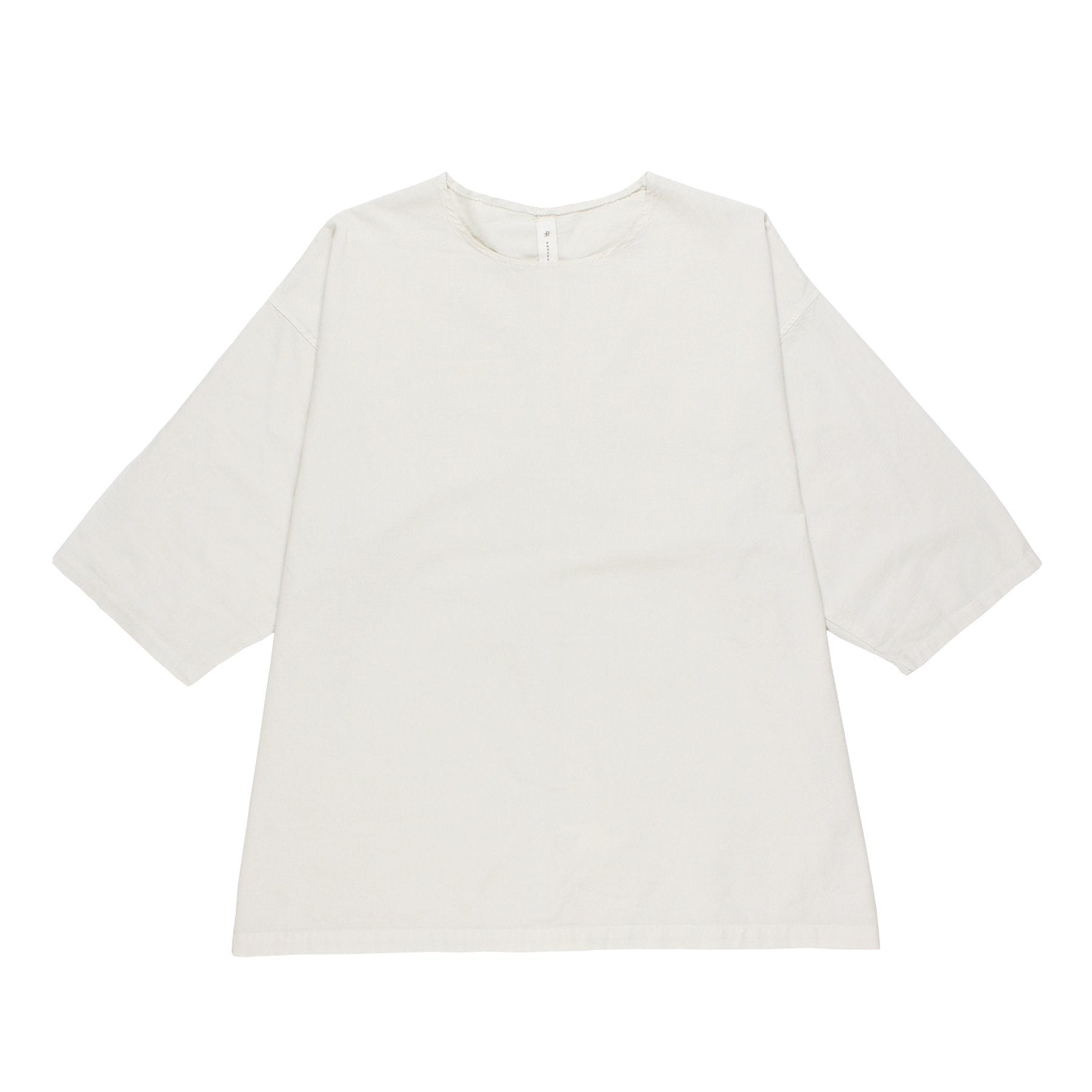Muro Woven Tee by Prospective Flow - tortoise general store - 100% cotton tee made in Los Angeles