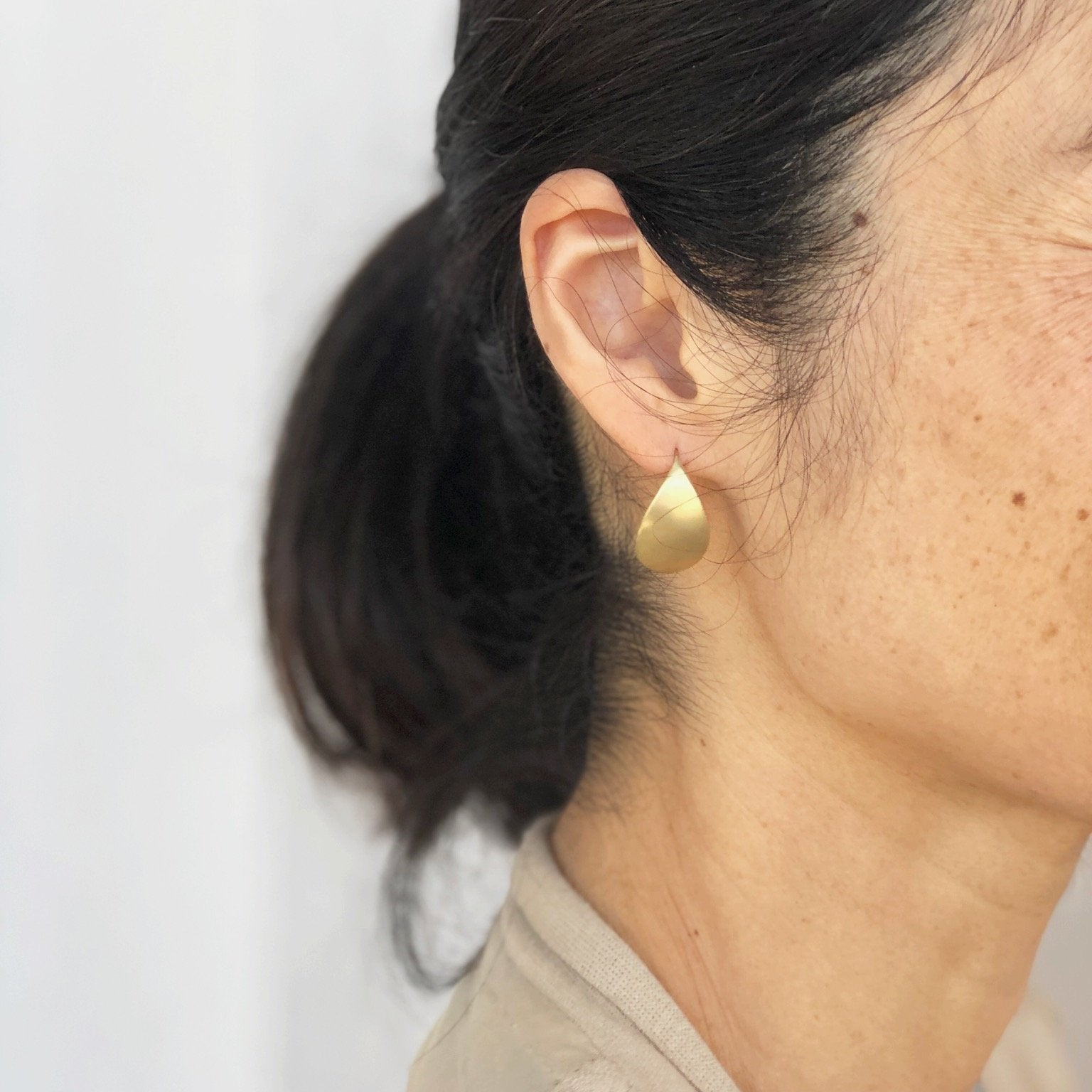 NOKI Earring (M) by Black Barc - tortoise general store