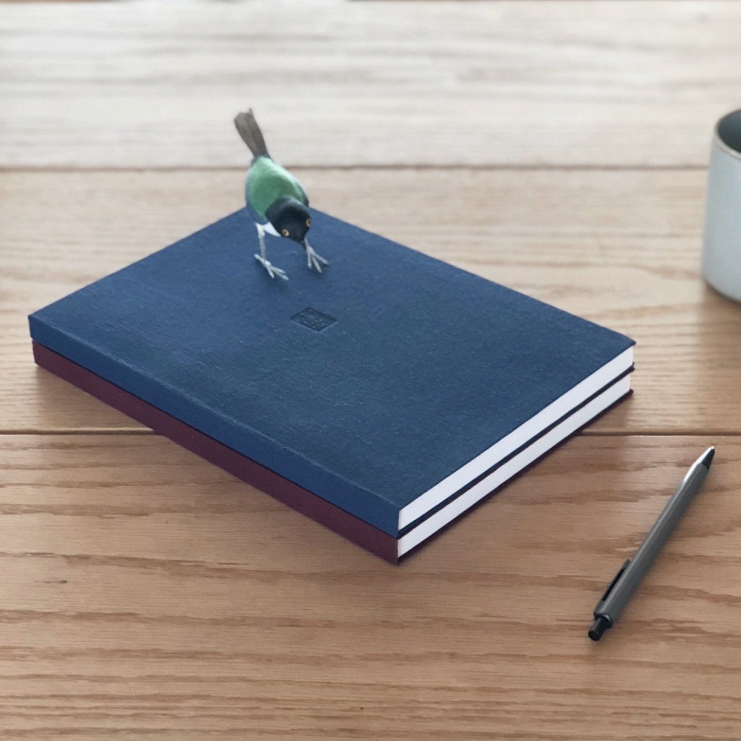 Notebook B5 in Navy by MISUZUDO - tortoise general store