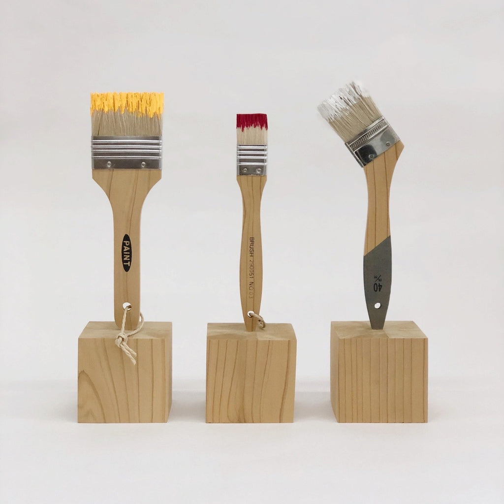 Paint Brush by Mitsuru Koga - tortoise general store