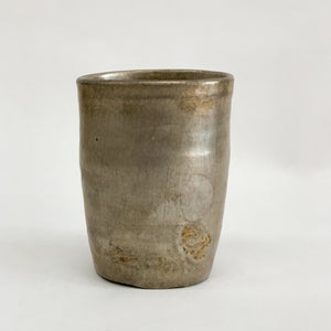 Silver Glazed Cup by Masanobu Ando - tortoise general store