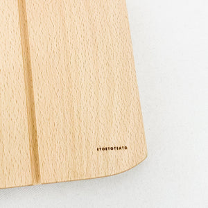 Small Serving Board by Etoetoteato - tortoise general store