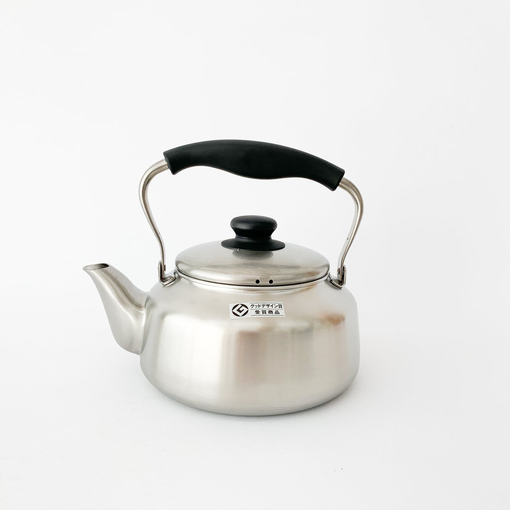 Sori Yanagi Stainless Steel Kettle - tortoise general store