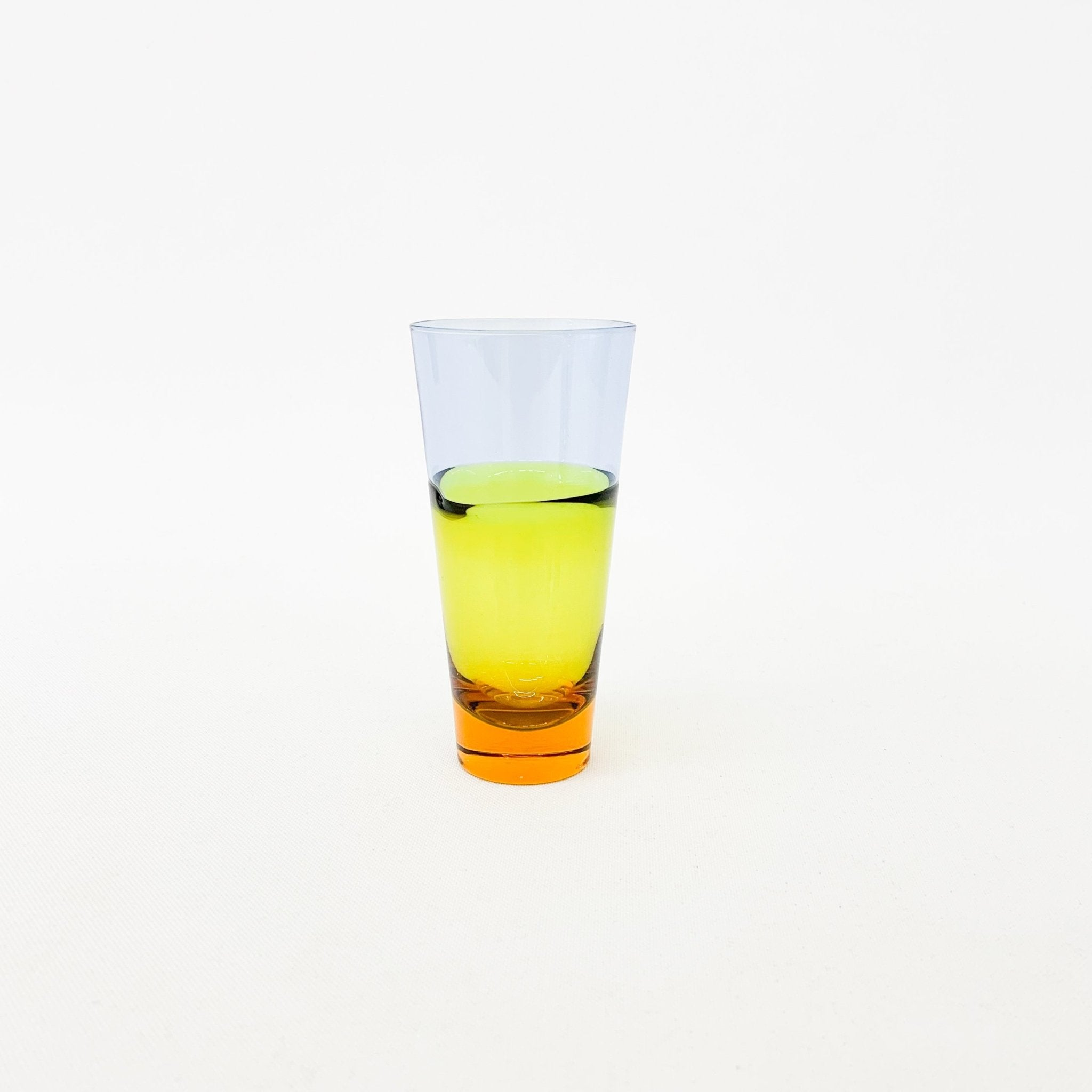 Sugahara Duo Blue/Yellow Old Fashion, Tumbler - tortoise general store