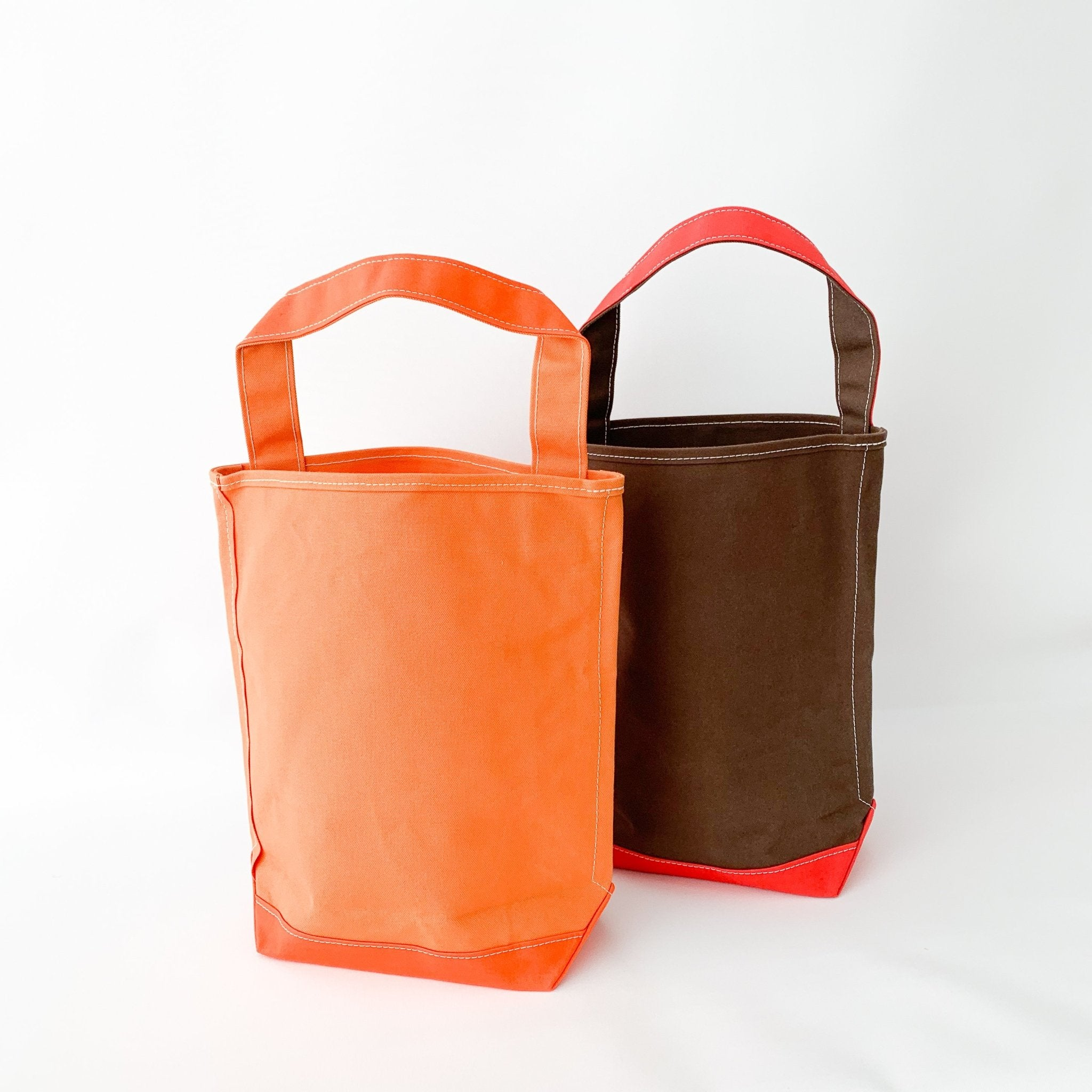 Tembea Canvas One Handle Bag - tortoise general store