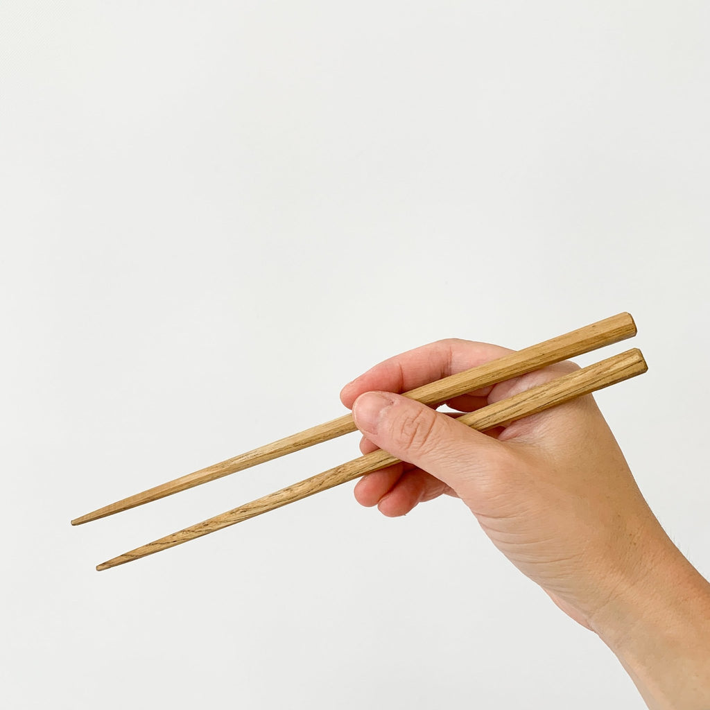 Tetoca Chopsticks in Variety of Woods - tortoise general store