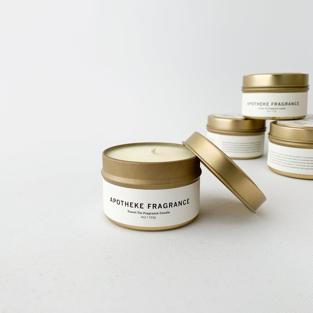 Travel Candle by Apothoke - tortoise general store