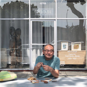 Woodcarving Workshop with Yo Takimoto - Fall 2019 - tortoise general store