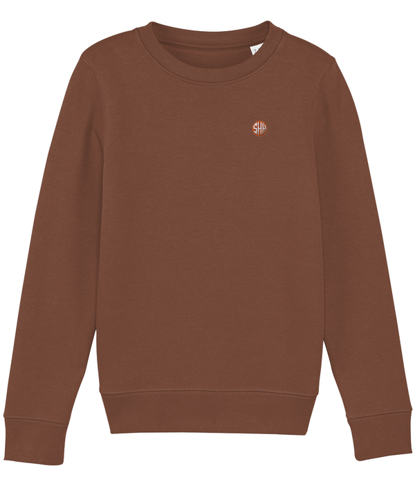 SHH Orange Label - Kids Seatshirt