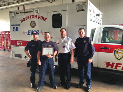 Pawz Hero Award – B Shift Station 58