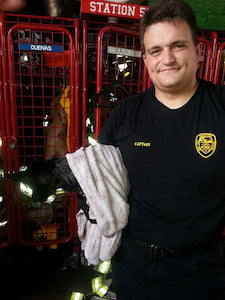 Pawz Hero Award – Houston Fire Department Station 51-D