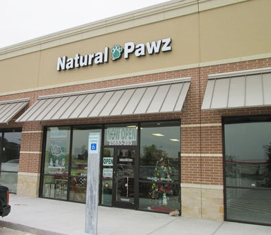 Natural Pawz Kingwood!