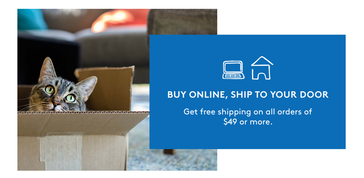 buy online ship to your door