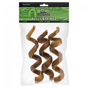 Redbarn Bully Springs Dog Treats