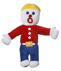 MultiPet Mr. Bill Dog Toy